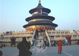 Altar of Prayer for Good Harvest, Temple of Heaven, Beijing