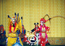 Beijing Opera, the quintessence of Chinese Culture