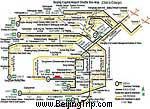 Beijing Capital Airport Map