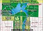 Olympic Green Map