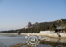 Beijing Summer Palace - Four Ocean complexes, Longevity Hill