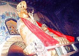 Statue of the Goddess Kuanyin